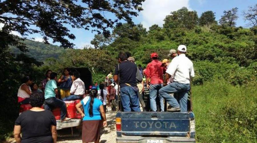 Comuneros zoques repudian agresión contra Quebrachal