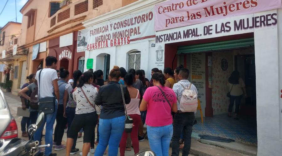 Dan de baja a beneficiarios de Jóvenes Construyendo el Futuro   El Imparcial de Oaxaca
