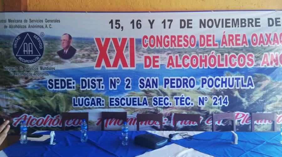 Realizarán Congreso de Alcohólicos Anónimos | El Imparcial de Oaxaca