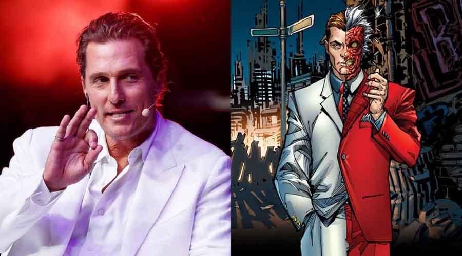 Matthew McConaughey dará vida a Harvey Dent en 'The Batman'   El Imparcial de Oaxaca