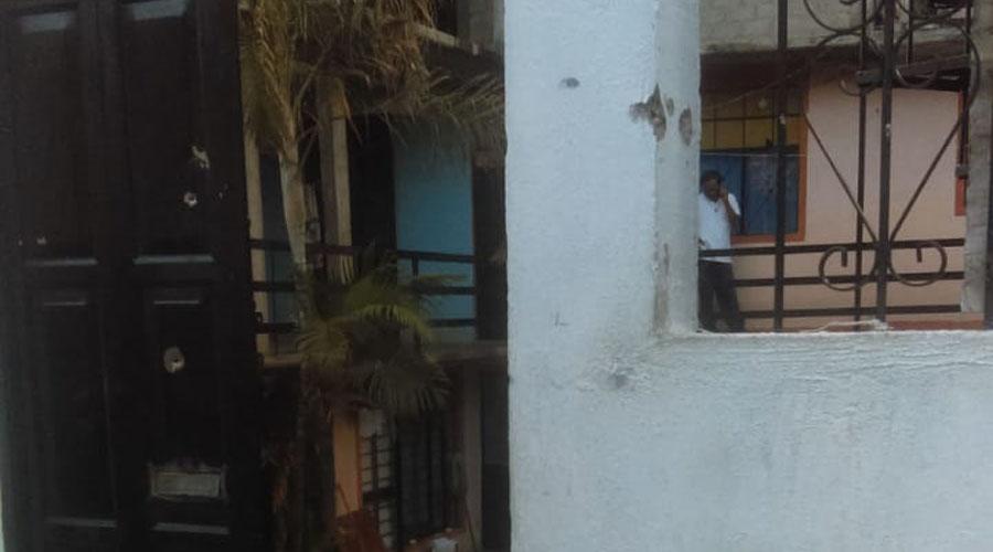 Balacera entre mototaxistas en la agencia Dolores