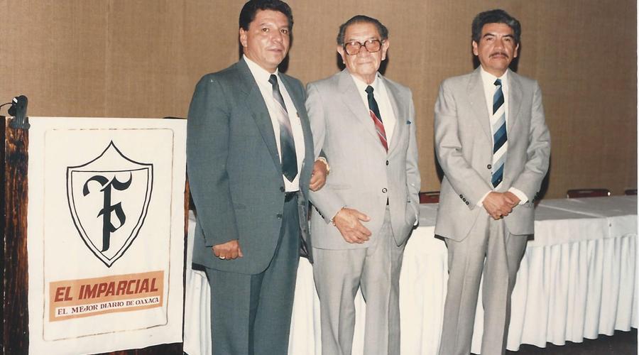 El Imparcial, testigo y narrador de nuestros días, 68 años de contar la historia de Oaxaca