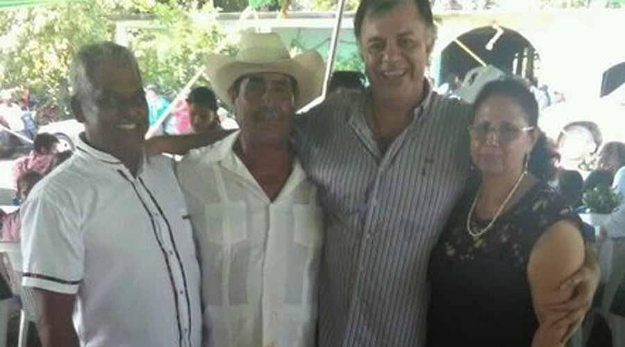 Ejecutan a expresidente de Santiago Llano Grande