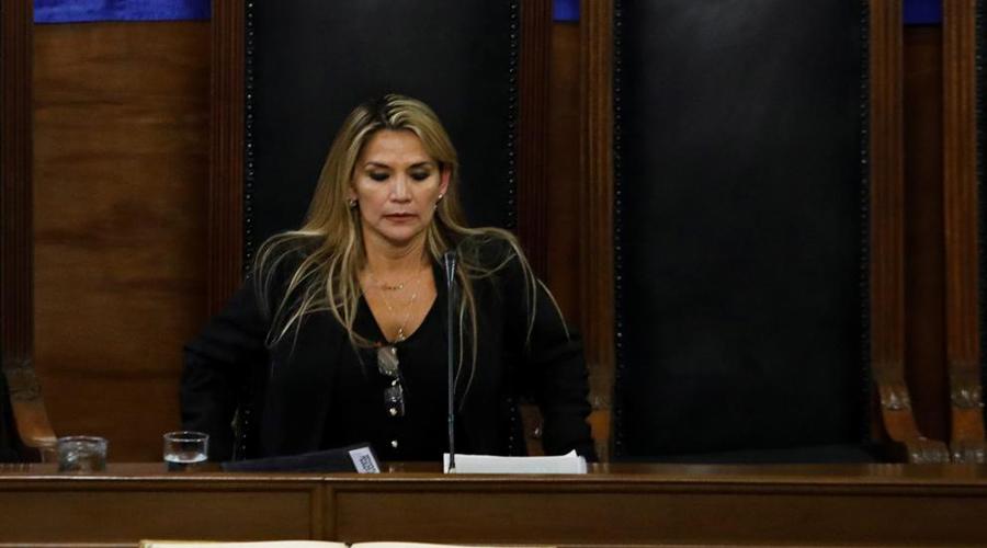 """""""Me dan mucha pena los mexicanos"""", dice presidenta interina de Bolivia sobre gobierno de México   El Imparcial de Oaxaca"""