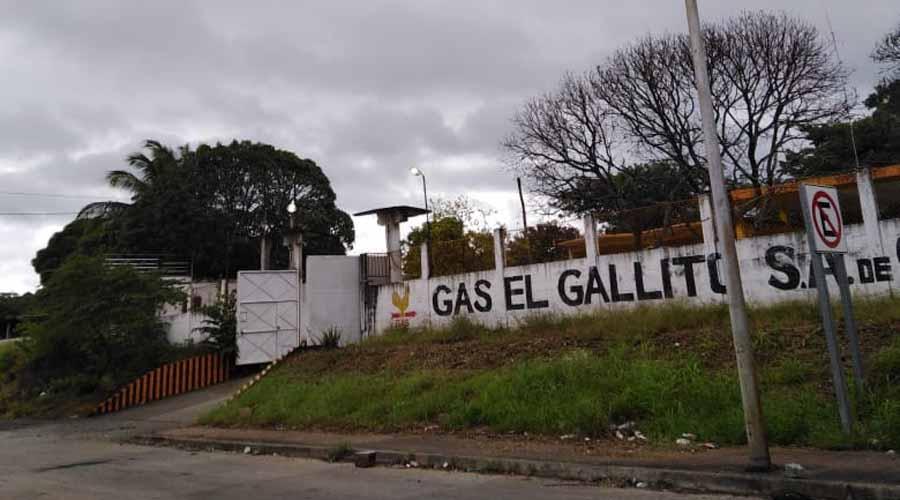Denuncian huachicoleo en la gasera El Gallito