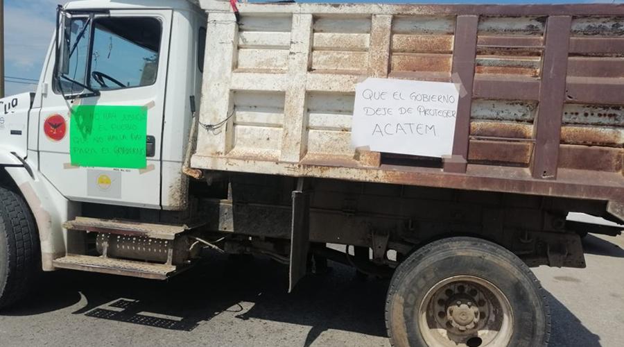 Bloquean la carretera Salina Cruz – Tehuantepec | - El Imparcial de Oaxaca