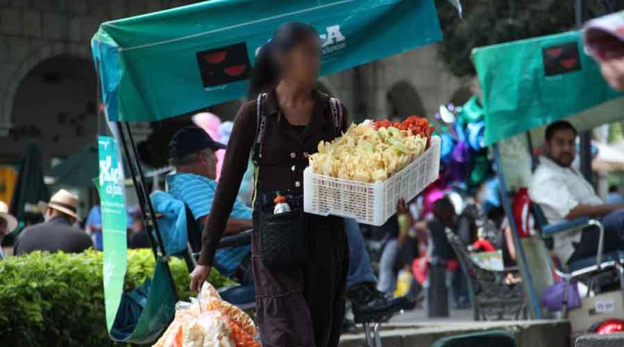 Urge redoblar esfuerzos para evitar trabajo infantil