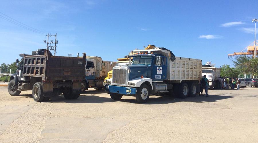 Obras millonarias, disputa entre sindicatos   El Imparcial de Oaxaca