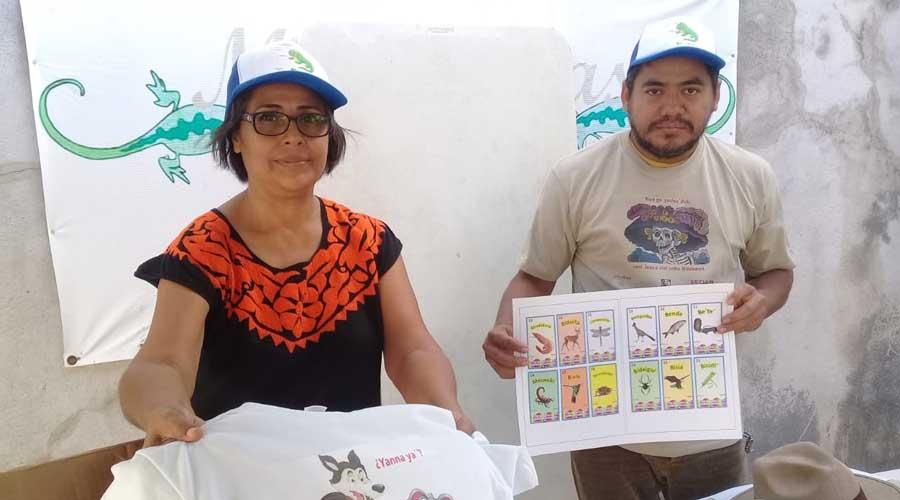 Buscan rescatar el zapoteco