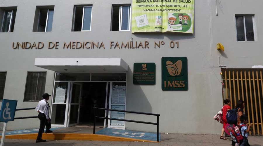 Saturación y mala atención, los lastres del IMSS
