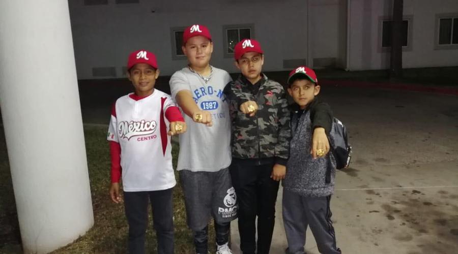 Conquistan Torneo Sin Fronteras