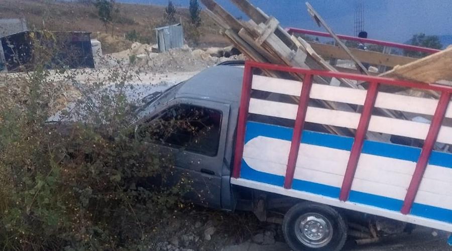 Aparatosos accidentes en carretera a Ocotlán
