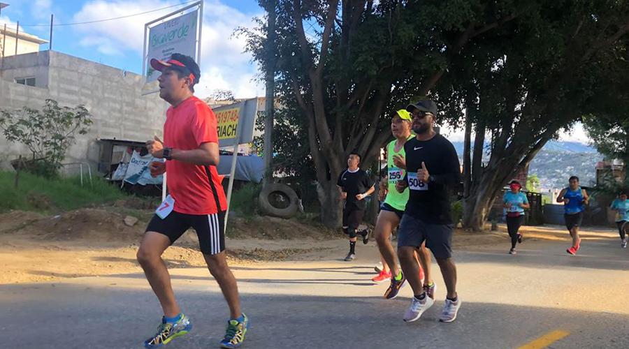 Correrán el Abriga Run en Huayápam