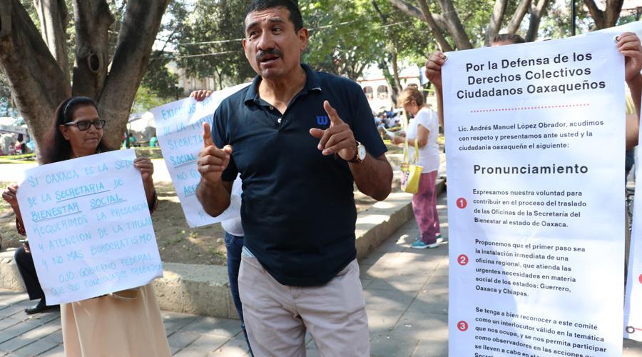 Denuncian  irregularidades en programas Bienestar   El Imparcial de Oaxaca