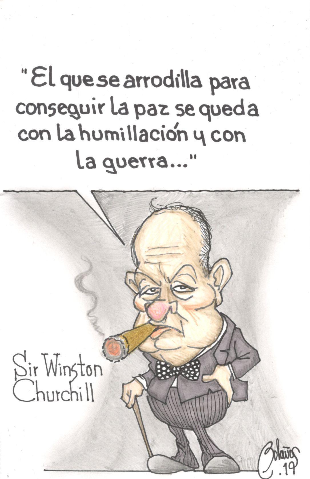 Sir Winston | El Imparcial de Oaxaca