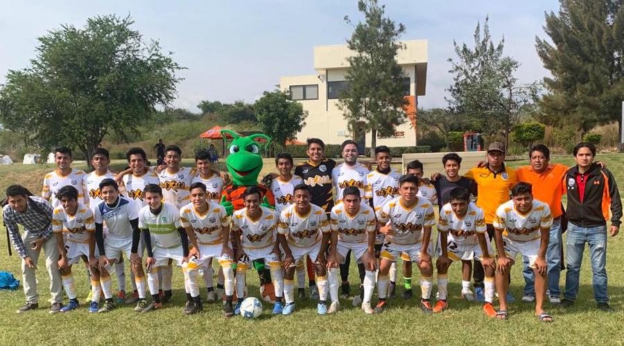 Chapus quieren la Copa Universitaria