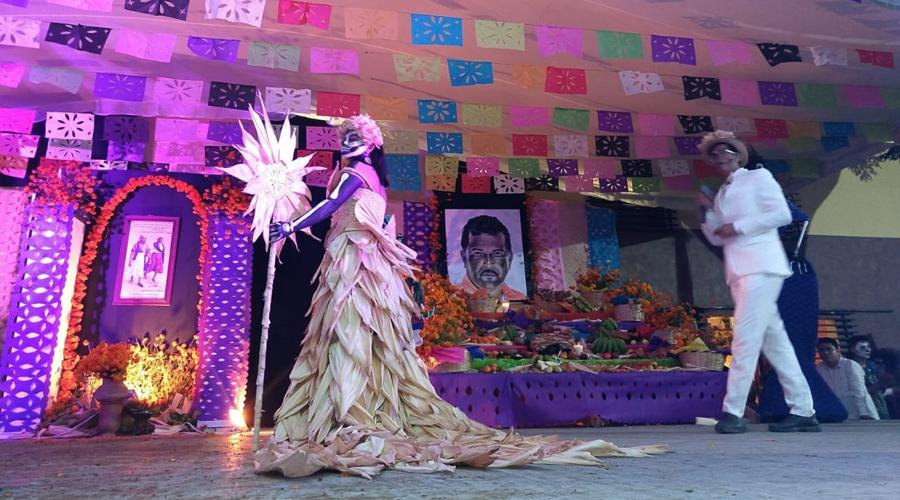 Día de Muertos, una tradición que perdura en la Costa de Oaxaca