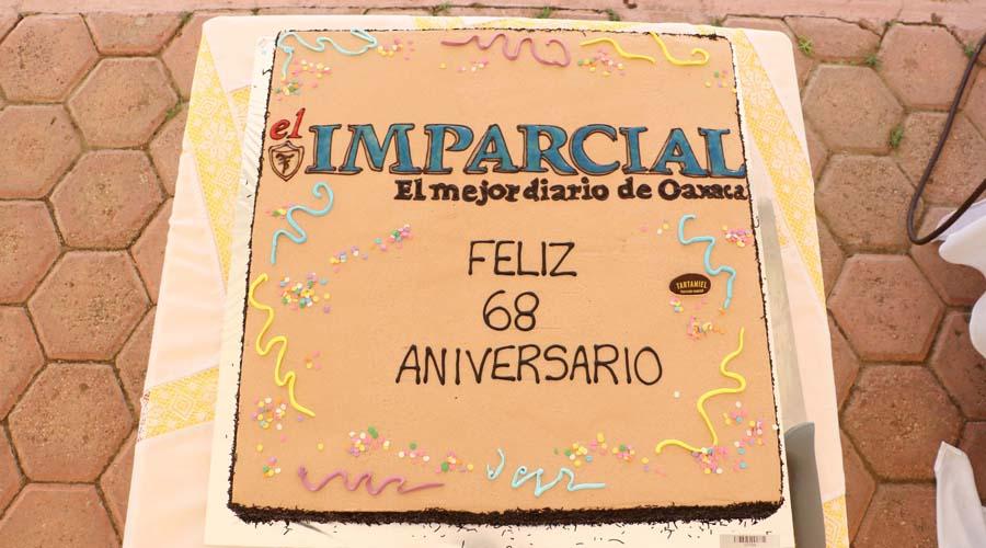 Celebra El Imparcial 68 años