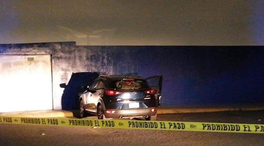Acompañada de familiares y amigos, joven es baleada al salir del cine en Oaxaca