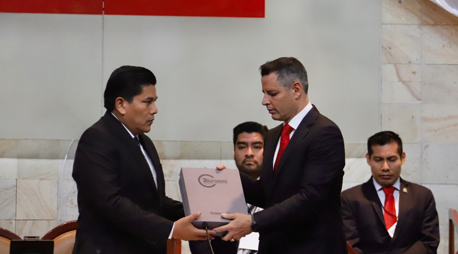 Tibia respuesta del Congreso del Estado | El Imparcial de Oaxaca