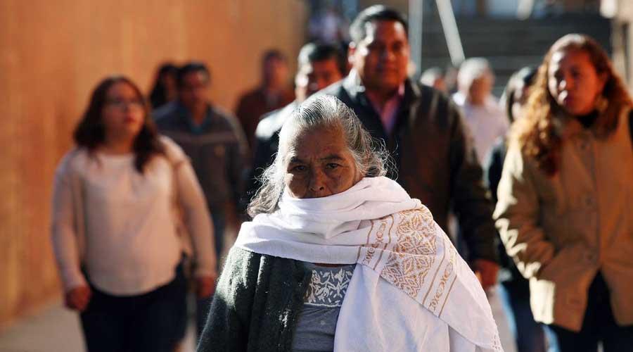 Primera tormenta invernal generará bajas temperaturas | El Imparcial de Oaxaca