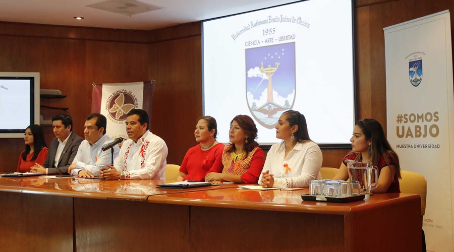 La erradicación de la violencia contra las mujeres debe ser una realidad: EBM   El Imparcial de Oaxaca