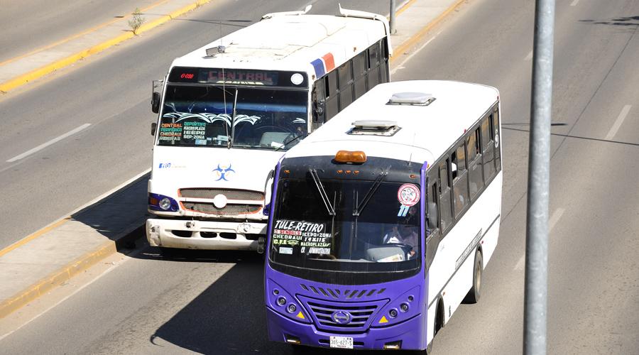 Transporte público colectivo del Estado, el cuarto más inseguro | El Imparcial de Oaxaca