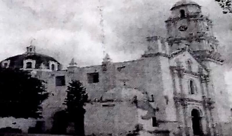 Divulgarán la historia de la parroquia y  Exconvento de Teotitlán de Flores Magón ,Oaxaca | El Imparcial de Oaxaca