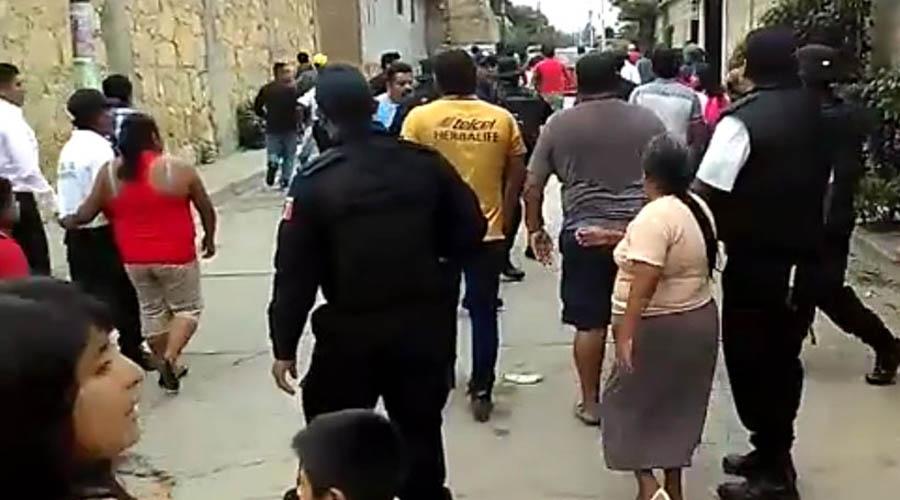 Habitantes de Reyes piden garantizar su asamblea comunitaria | El Imparcial de Oaxaca