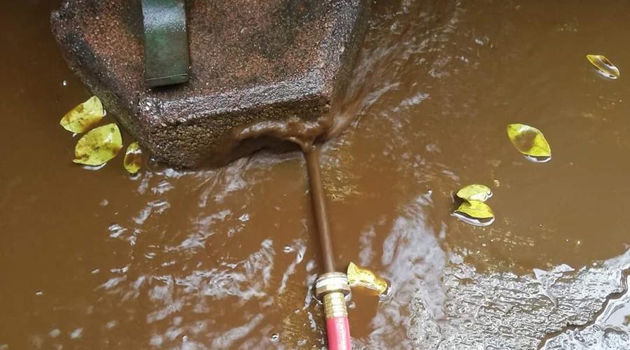 Denuncian pésima calidad del agua
