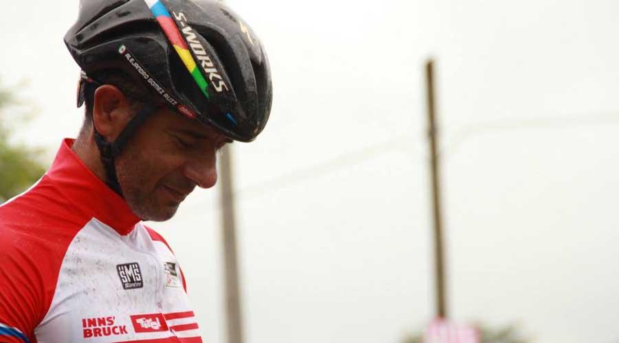 Alejandro Gómez es tercer lugar