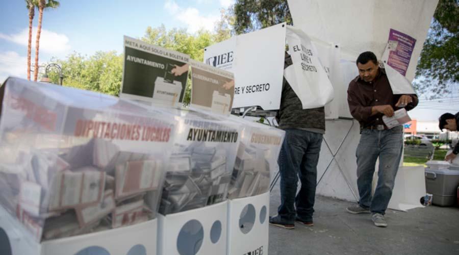 INE asegura que recorte presupuestal no afectará calidad de las elecciones | El Imparcial de Oaxaca