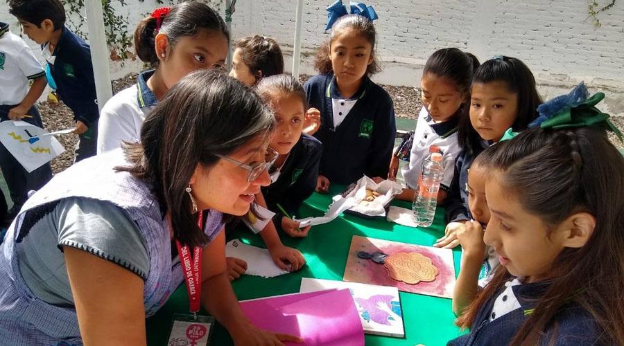 Participan en la FILO