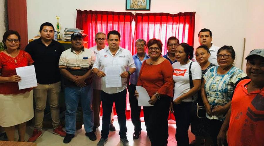 Hidalgo Poniente y Antiguo Aeropuerto contarán con el servicio de agua potable | El Imparcial de Oaxaca