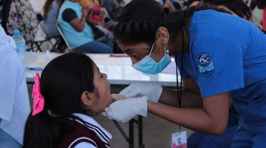 Ponen en marcha jornadas médicas en la agencia Candiani | El Imparcial de Oaxaca