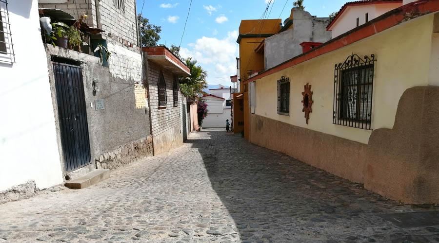 Hasta San Felipe del Agua sufre sed