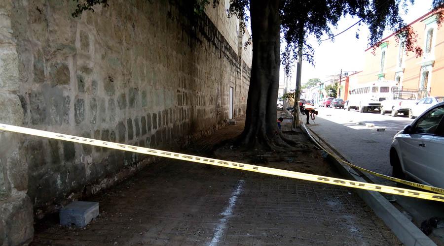 Hay permisos, señalan sobre remodelación en perímetro de la CCO | El Imparcial de Oaxaca
