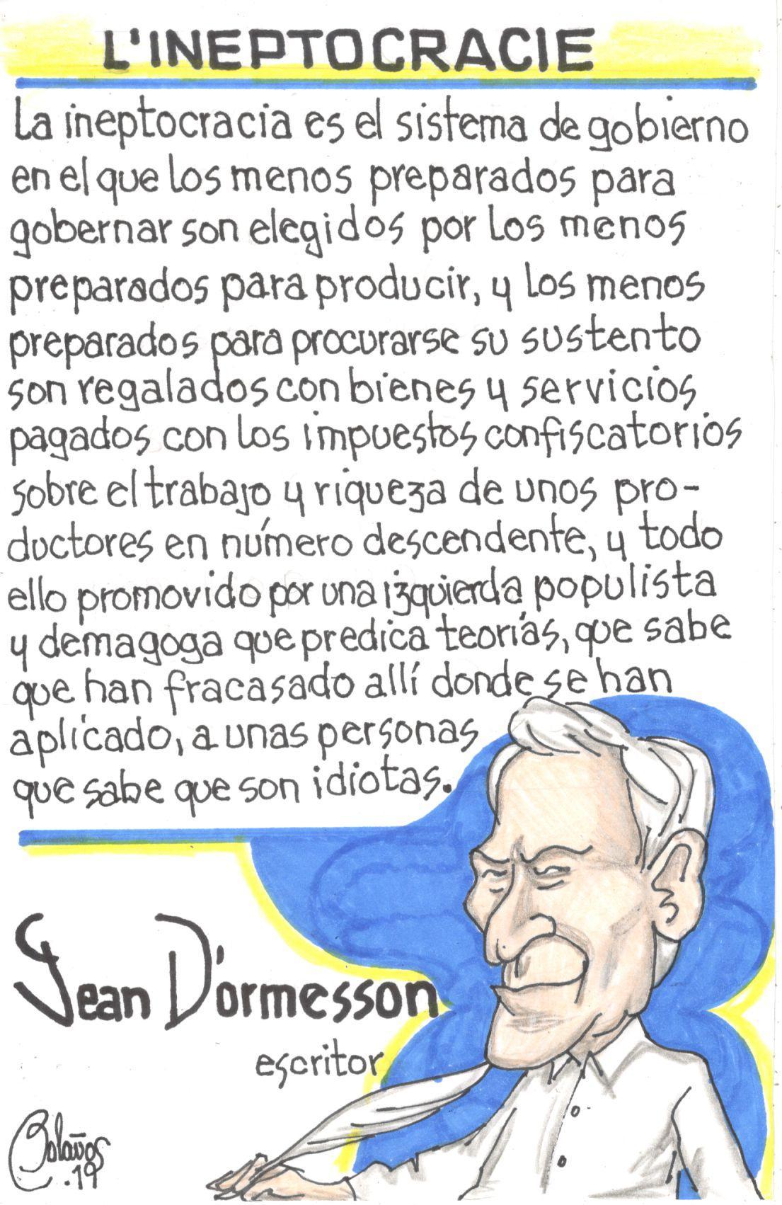 L´Ineptocracie | El Imparcial de Oaxaca