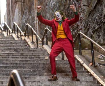Filtra el rodaje del mítico baile de Joker en las escaleras de Bronx