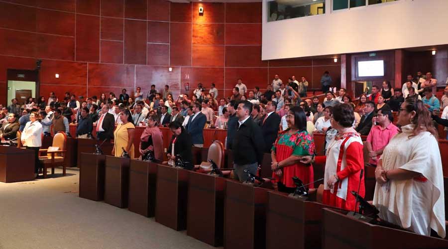 'Flojean' diputados locales en primer año | El Imparcial de Oaxaca