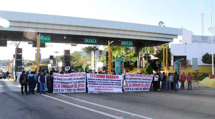 Ediles de la Mixteca exigen que gobernador cumpla compromisos | El Imparcial de Oaxaca