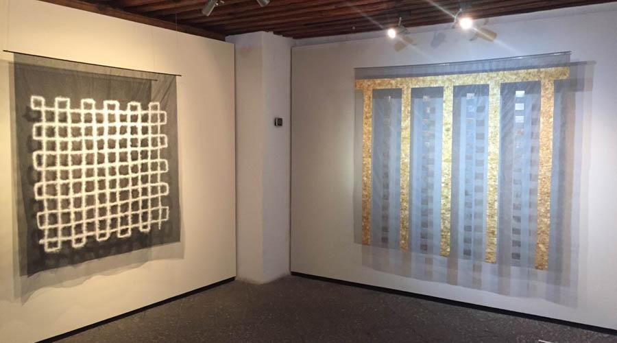 La exploración textil de Trine Ellitsgaard