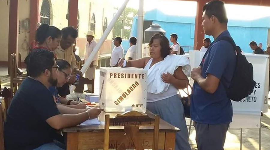 Se lleva a cabo elección en Astata
