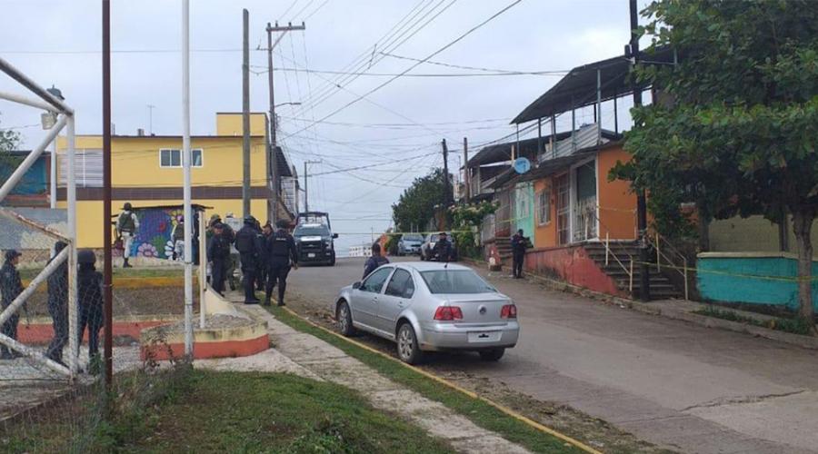 Asesinado en Tuxtepec
