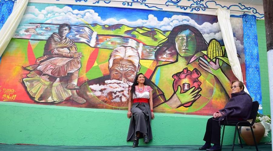 Homenajean a la cineasta Ángeles Cruz