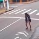 Video: Hombre le dispara y mata a una mujer que le pidió dinero