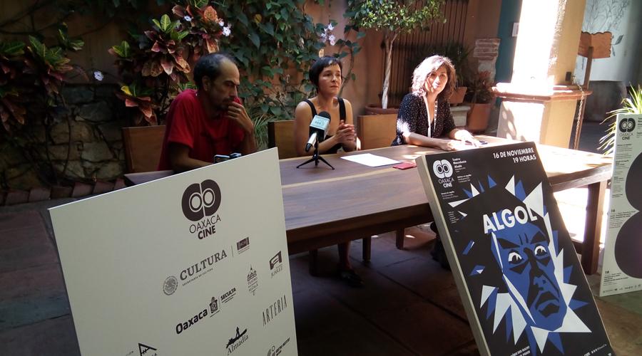 OaxacaCine: el festejo de 8 años y un reto presupuestal