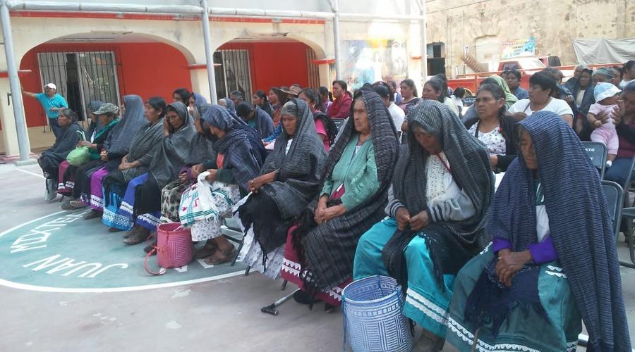 Destacan la labor de mujeres indígenas