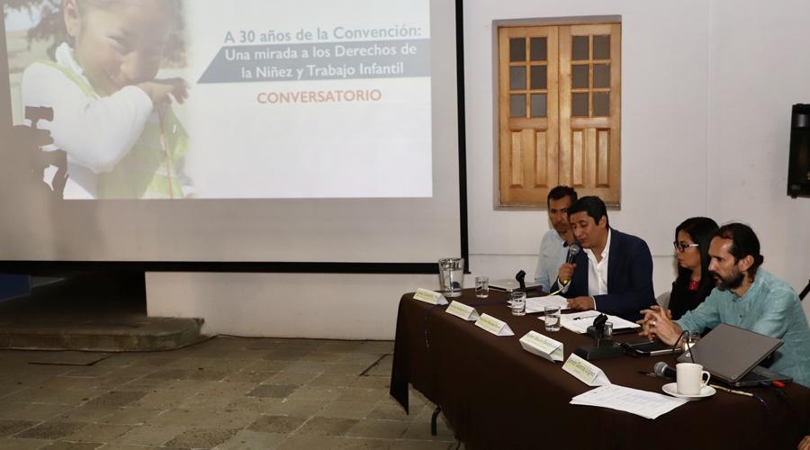 Demandan garantizar derechos de la niñez | El Imparcial de Oaxaca