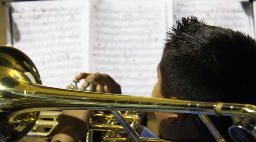 Seculta espera que sea la federación la que apoye a músicos